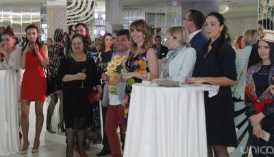"""A fost lansată ediția de primăvară a revistei """"Nunta by Aura"""". Cum a fost la evenimentul """"La-la-la Lalele"""""""