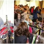 """Foto: Peste 1.000 de cumpărători au venit la """"Cu vedetele la târg""""!"""
