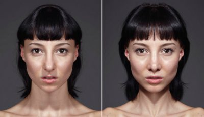 Cum ar arăta oamenii dacă trăsăturile feței ar fi absolut simetrice!