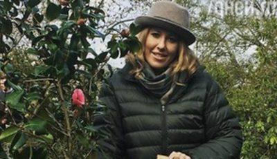 Ksenia Sobceak e însărcinată?!