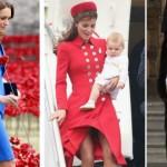Foto: Garderoba lui Kate Middleton conține doar 7 piese vestimentare