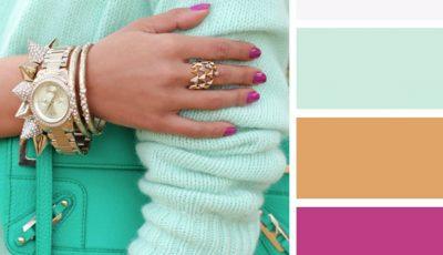 15 idei de asortare a culorilor pentru primăvară!