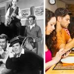 Foto: Cum arătau albumele foto în trecut și cum arată acum!