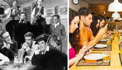 Cum arătau albumele foto în trecut și cum arată acum!