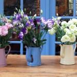 Foto: Metode originale de a decora casa cu flori!