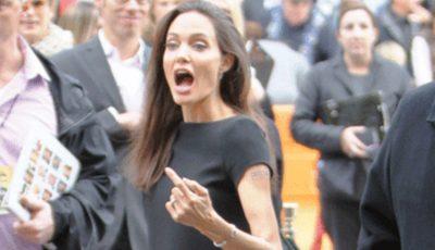 Angelina Jolie ar putea muri în orice moment, spun specialiștii!