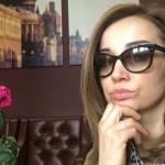 Foto: Anfisa Cehova critică aeroportul din Chișinău!