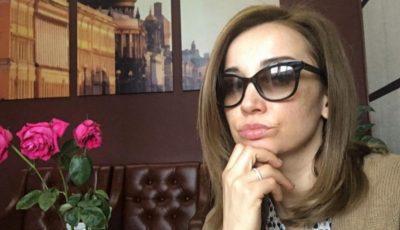 Anfisa Cehova critică aeroportul din Chișinău!