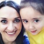 Foto: Ce făcea Sorina Obreja în copilărie, de Joia Mare!