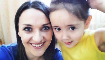 Ce făcea Sorina Obreja în copilărie, de Joia Mare!