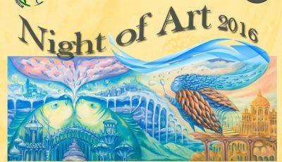 """Ajută meșterii populari. Vino la expoziția în scop caritabil """"Seara de Artă""""!"""