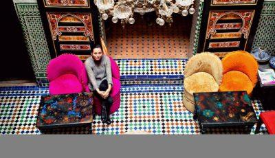 Primele impresii din Maroc a jurnalistei Valentina Bordian!