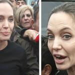 Foto: Angelina Jolie e pe moarte. Cântărește doar 35 de kg!