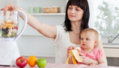 Dilema compatibilității: copilul și dieta vegetariană