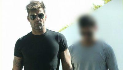 El este noul iubit al lui Ricky Martin!