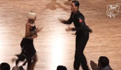 Doi dansatori moldoveni au devenit cei mai buni din lume!