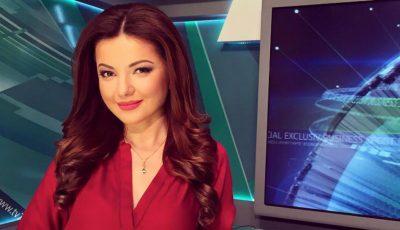 Stela Dănilă pleacă de la pupitrul știrilor TV7. Vezi cu ce se va ocupa!