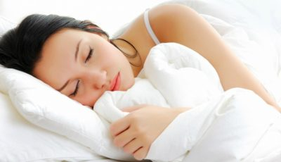 Cum să dormi pentru a nu îmbătrâni!