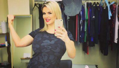 """Anna Seminovici, criticată de fani: """"Ai 100 kg de grăsime"""""""