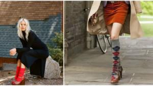 Foto: Șosete și sandale. Tu ai purta așa combinație?