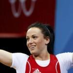 Foto: Moldoveanca Cristina Iovu a luat aurul în Norvegia