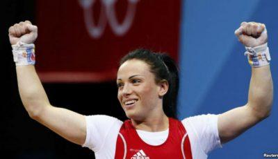 Moldoveanca Cristina Iovu a luat aurul în Norvegia