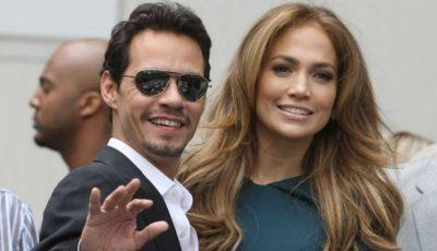 """Jennifer Lopez, despre Marc Anthony: """"A fost cea mai mare dezamăgire a vieţii mele"""""""