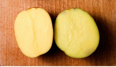 De ce este periculos să consumi cartoful care a înverzit!
