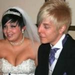Foto: În luna de miere a descoperit ceva îngrozitor despre soțul său