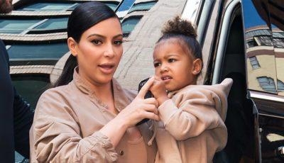 Revoltător! Ce intervenţie i-a făcut Kim Kardashian fiicei pentru a fi mai frumoasă