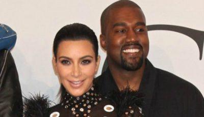 Kim Kardashian va deveni mămică pentru a treia oară