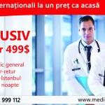 Foto: Medici internaţionali la un preţ ca acasă