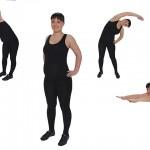 Foto: 5 exerciții pentru graviduțele active!