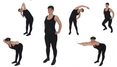 5 exerciții pentru graviduțele active!