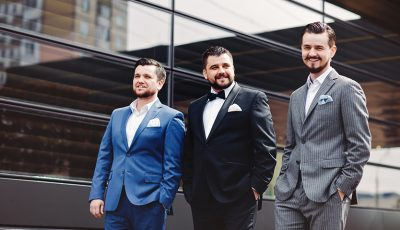 Fraţii Melnic, îmbrăcaţi la patru ace şi dezbrăcaţi de secrete