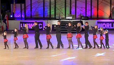 12 frăţiori, toţi talentaţi la dans! Când au intrat pe scenă au uimit pe toată lumea! Video