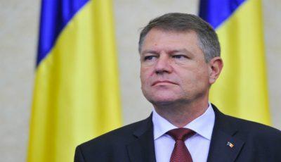 Președintele României Klaus Iohannis, internat în spital și operat de urgență