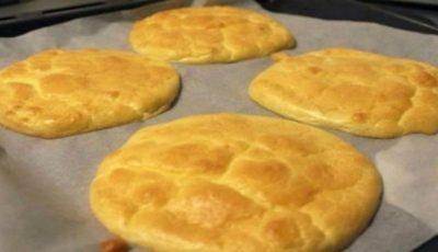 Pâine fără făină! Uite ce ușor se prepară