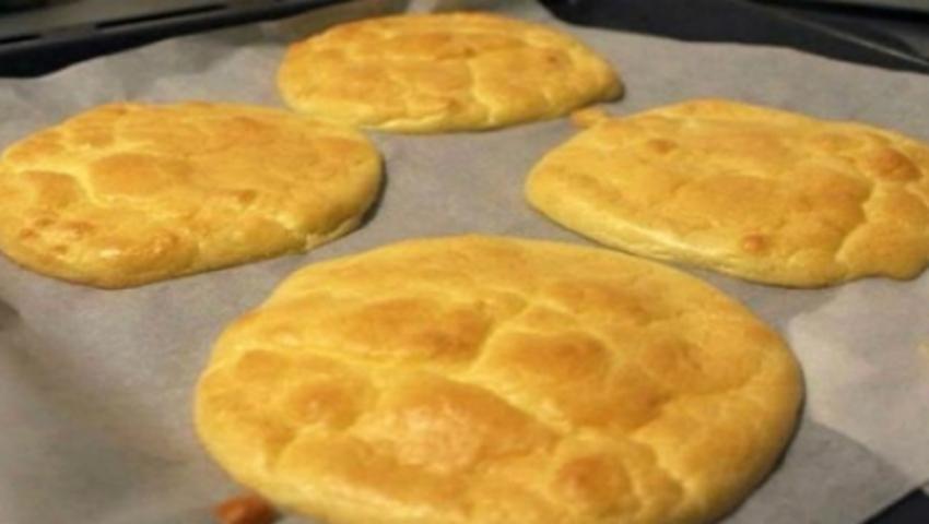 Foto: Pâine fără făină! Uite ce ușor se prepară