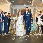 Foto: Poze și detalii de la nunta  Anastasiei Denisova, vedeta serialului «Деффчонки»!