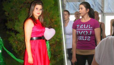 Kilogramele în plus i-au provocat o depresie adâncă! Acum arată ca un model
