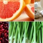 Foto: Alimente pentru reducerea încărcăturii toxice din corp!