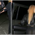 Foto: Chloe Kardashian, în leggings transparenți și fără lenjerie intimă!