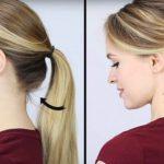 Foto: Până acum ți-ai legat părul greșit. Iată cum trebuie să o faci!