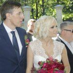 Foto: E însărcinată. Invitații de la nunta Anișoarei Loghin și ai lui Dorin Chirtoacă au rămas surprinși!
