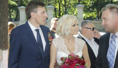 E însărcinată. Invitații de la nunta Anișoarei Loghin și ai lui Dorin Chirtoacă au rămas surprinși!