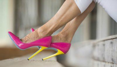 Mai purtăm pantofii stiletto în 2016?!