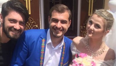 Natalia Moraru s-a măritat. Iată cum arată rochia de mireasă!