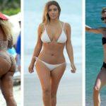 Foto: Vedete pe care n-ai vrea să le vezi în bikini!