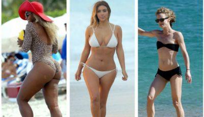 Vedete pe care n-ai vrea să le vezi în bikini!